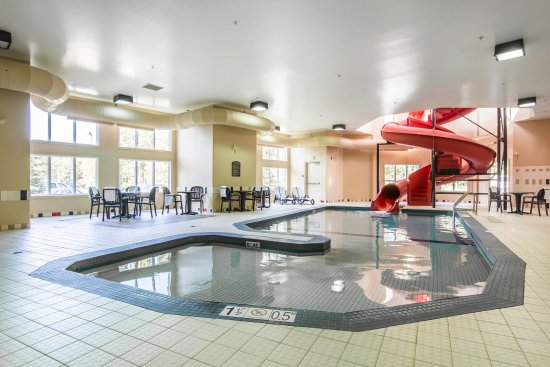 Dieppe, Canada: Indoor Pool