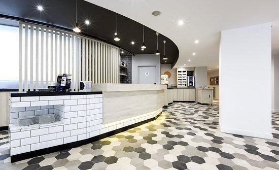 Velizy-Villacoublay, France: Lobby Lounge