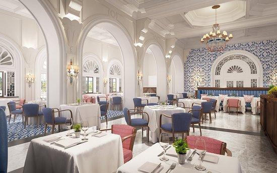 Hotel Phoenicia: Phoenix Restaurant