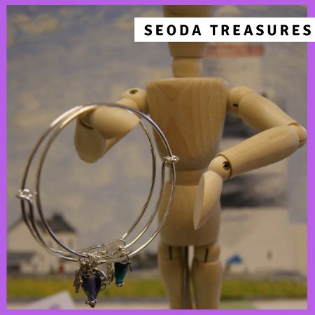 Carrick-on-Suir, Irlandia: Handmade Jewellery by Seoda Treasures