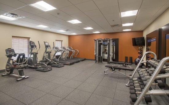 Braselton, Geórgia: Fitness Center
