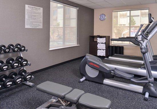 Woodland, CA: Fitness Center