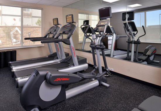 Woodland, Kaliforniya: Fitness Center - Cardio Equipment