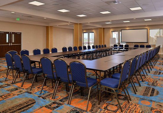 Woodland, CA: Event Center - Boardroom Setup