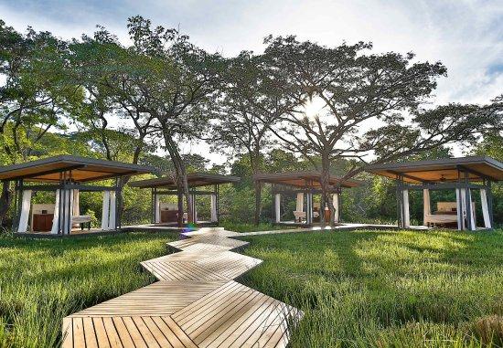Playa Panama, Kostaryka: Bearth Spa