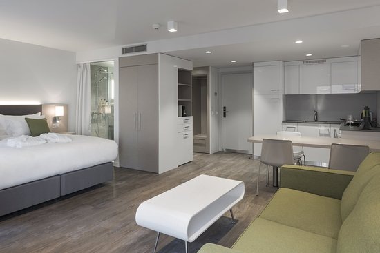 Nyon, Suiza: Guest Room