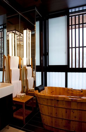 Kasara Niseko Village Townhouse Designer Master Bathroom