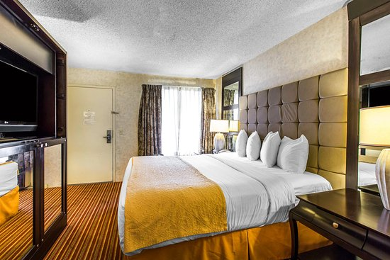 El Cajon, كاليفورنيا: Guest Room