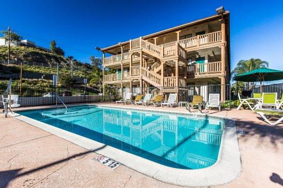 Rodeway Inn & Suites El Cajon San Diego East: Pool