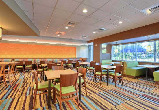 Willow Grove, PA: Breakfast - Dining Area