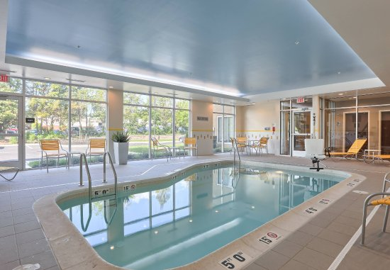 Willow Grove, Πενσυλβάνια: Indoor Pool
