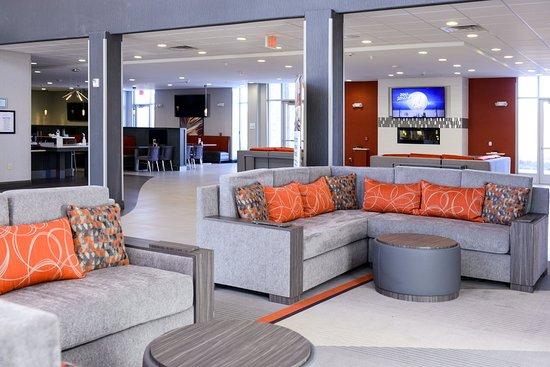 Abilene, TX: Hotel Lobby