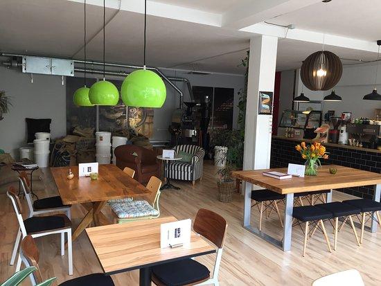 Birkenau, Tyskland: KaffeeStopp