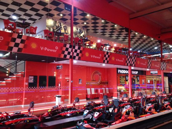 ‪Karting Indoor Sevilla‬