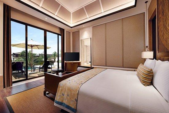 Jinghong, China: 1 Songkran Two Bedroom Pool Villa Bedroom