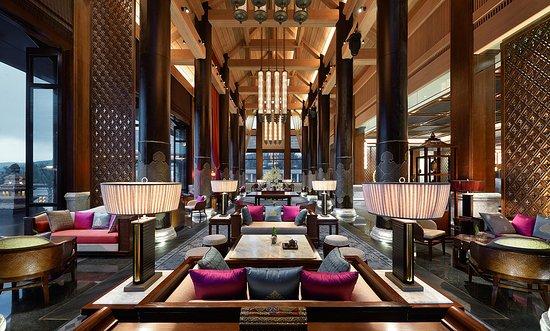 Джингонг, Китай: Lobby Lounge