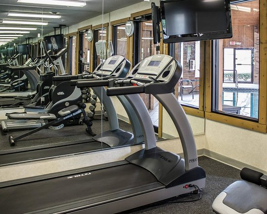 East Liverpool, OH: Exercise room
