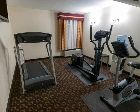 Easton, PA: Exercise room