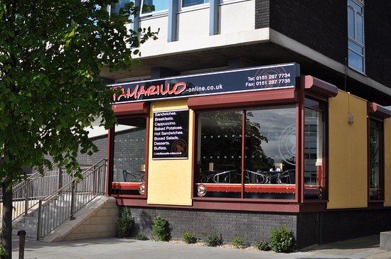 Bootle, UK: Tamarillo