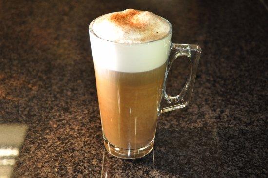 Bootle, UK: cappuccino