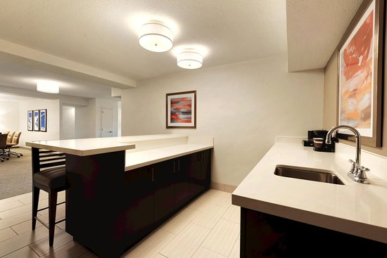 Brookfield, WI: Conference Suite, Kitchen