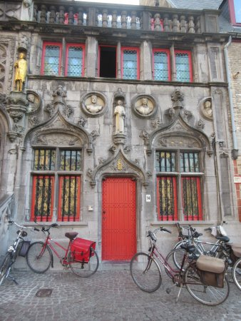 Grand Hotel Casselbergh Bruges: Beautiful Bruges