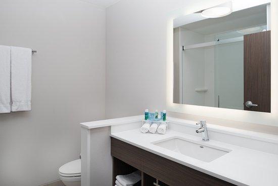 คิงดอมซิตี, มิสซูรี่: Guest Bathroom