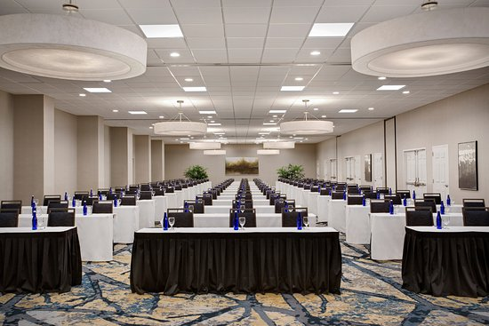 Newly Renovated Ballroom Can Accommodate Up To 500 Picture Of
