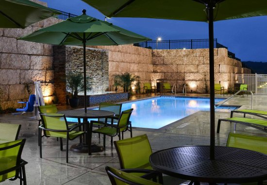 SpringHill Suites San Antonio North West at The Rim