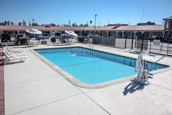 Blythe, CA: Outdoor Pool