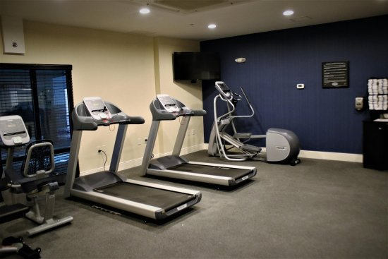 Alliance, OH: Fitness Center