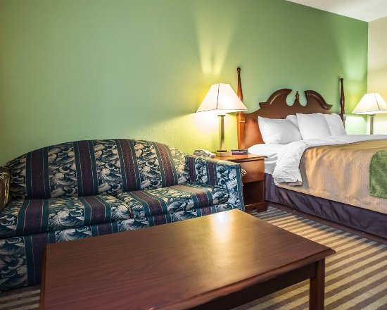 Mill Hall, PA: Guest room