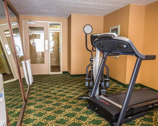 Mill Hall, PA: Exercise room