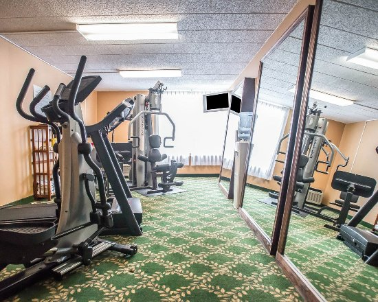 Mill Hall, Pensilvania: Exercise room