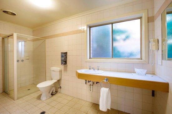 Clayton, Australia: Bathroom