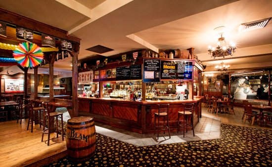 Clayton, Australia: Bar
