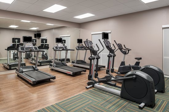 Troy, IL: Fitness Center