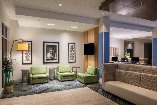 Troy, IL: Hotel Lobby