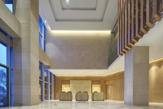 Pujiang County, Kina: Lobby Area