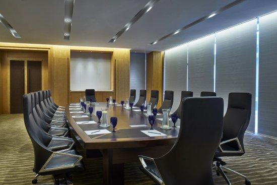 Pujiang County, China: Board Room