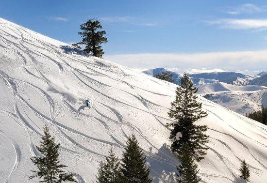 Ketchum, ID: Skiing