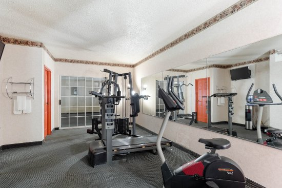 Paragould, AR: Fitness center