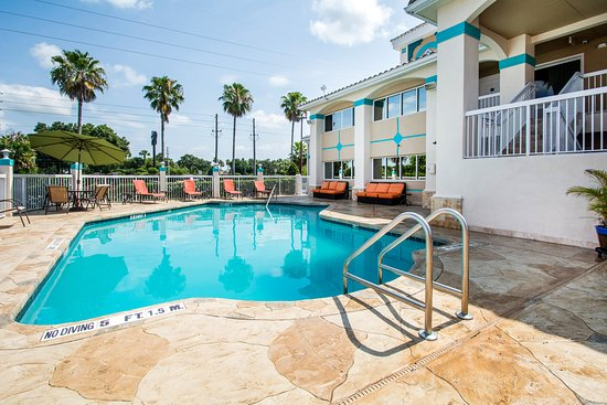 Quality Inn Maingate West : Pool