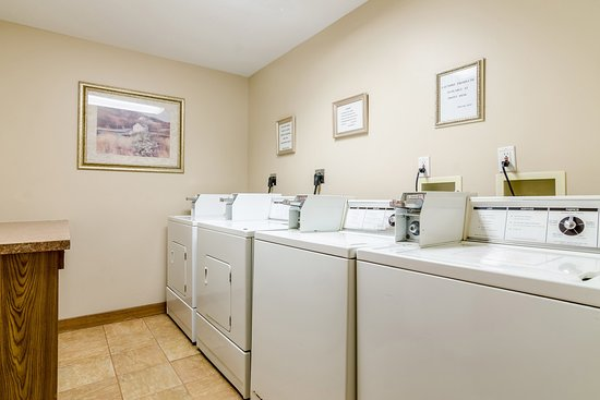 Alliance, NE: Guest Laundry