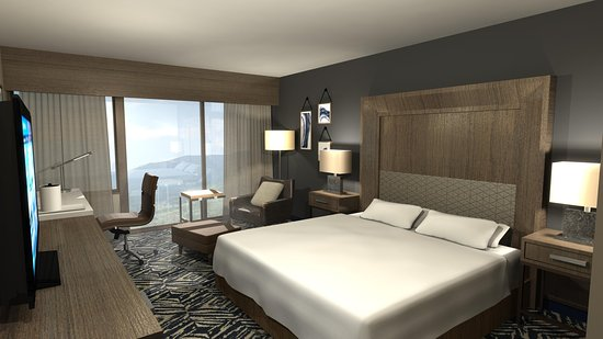 DoubleTree by Hilton Harrisonburg: King Guest Room, Angled View