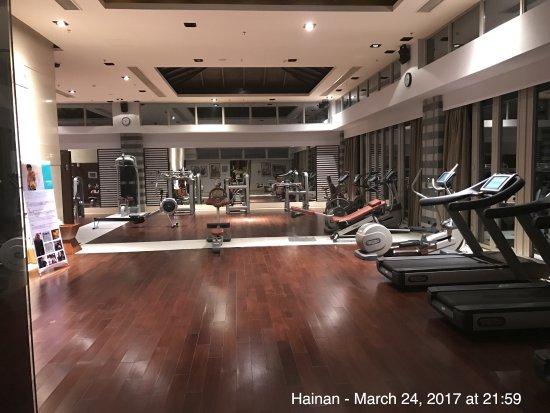 Γουάνινγκ, Κίνα: Fitness Center