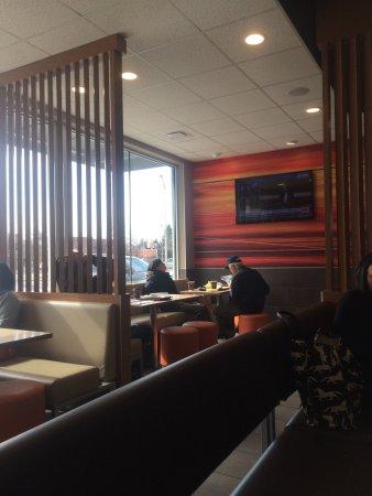 Elmhurst, NY: McDonald's