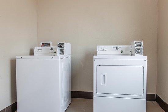 Rensselaer, IN: Laundry