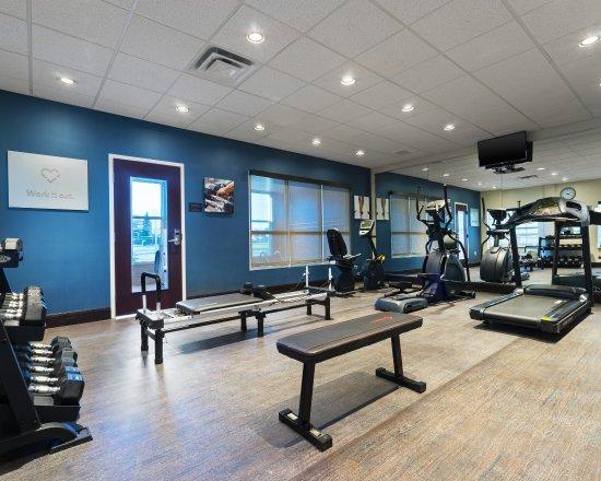 DuBois, เพนซิลเวเนีย: Fitness