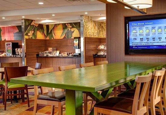 Waxahachie, TX: Breakfast Room